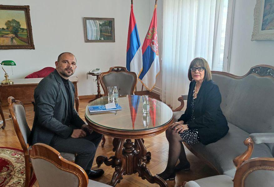Fotografija: Ministarstvo kulture i informisanja